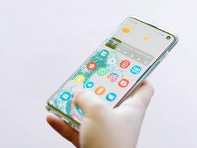 Telegram смартфон