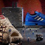 кроссовки Adidas LEGO