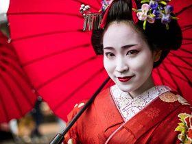 япония гейша
