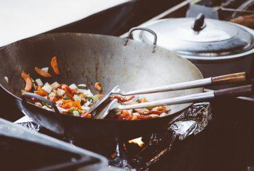 сковорода еда