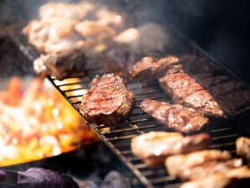 шашлык мясо
