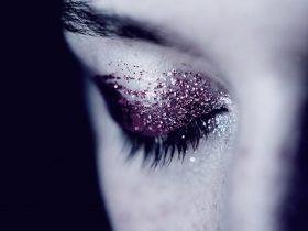 девушка глаз