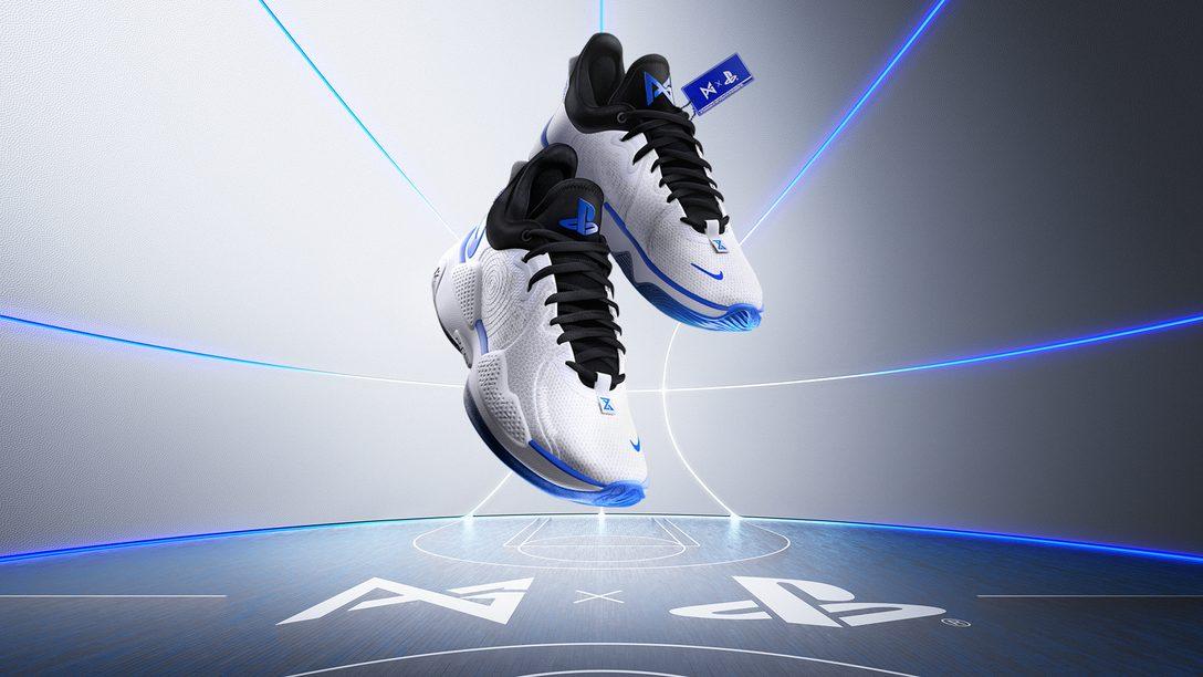 Nike PG 5 PlayStation 5 Colorway