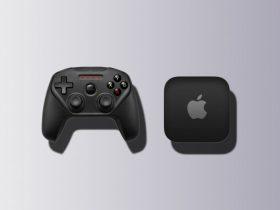 консоль Apple