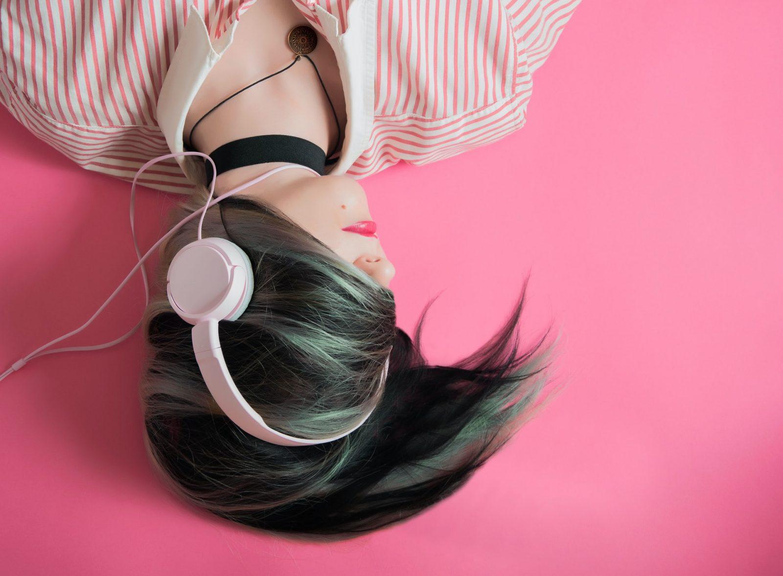 музыка наушники