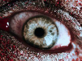 глаз страх