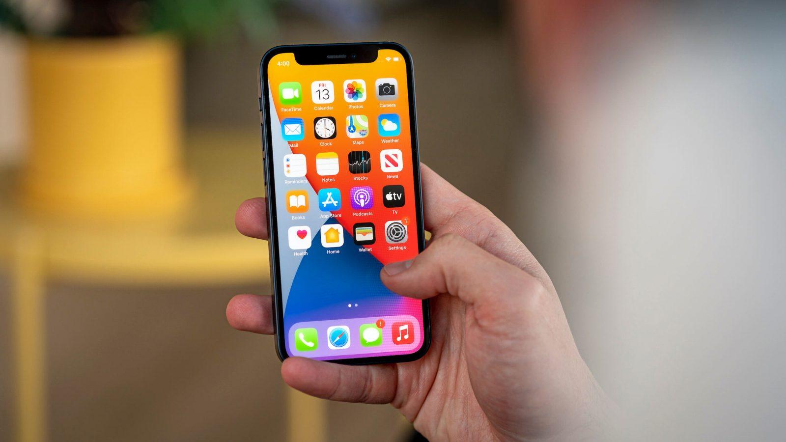 iPhone 12 mini