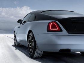 Rolls-Royce Wraith и Dawn Black Badge