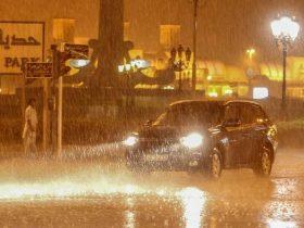 дождь оаэ
