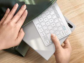 клавиатура Samsung Smart Keyboard Trio 500