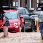 Наводнения в Германии