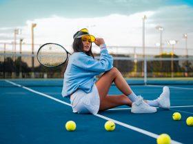 спорт теннис