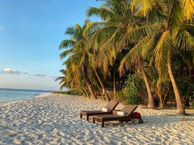 остров пляж