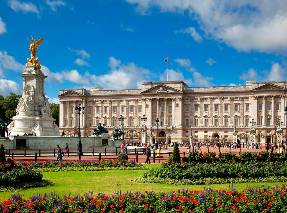 Букингемский дворец (Великобритания)