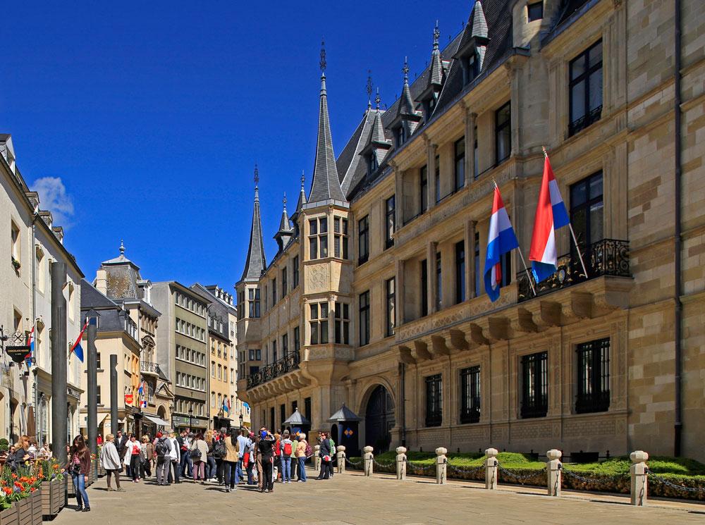 Дворец великих герцогов (Люксембург)