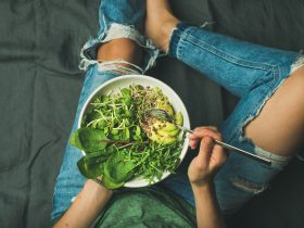 еда питание салат