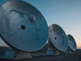 антенна спутник