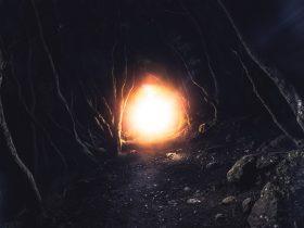 смерть туннель