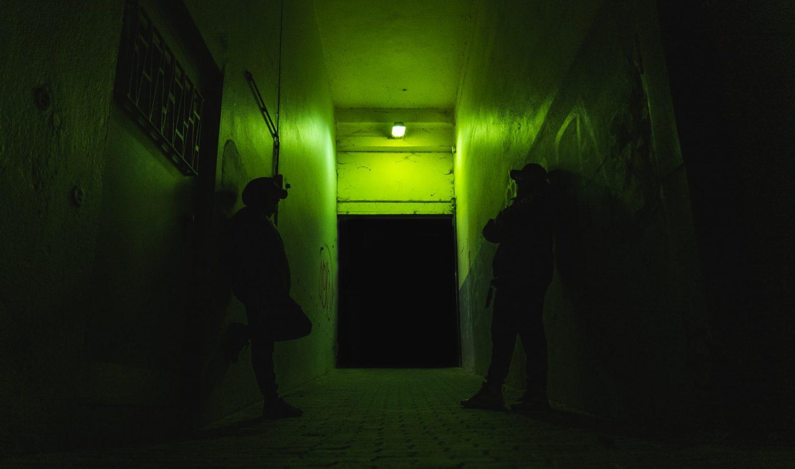 комната страх
