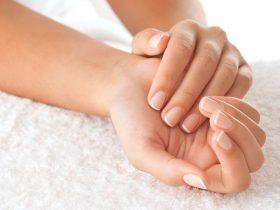 руки ногти