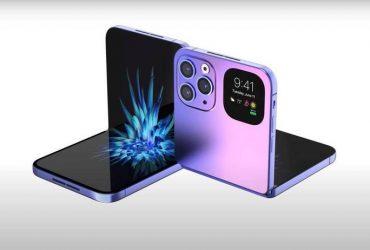 гибкий iphone