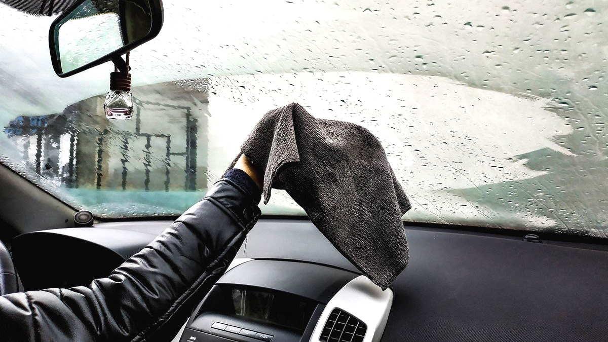 автомобиль стекло