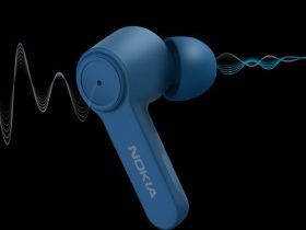 Nokia Noise Cancelling Earbuds BH-805