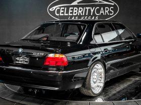 Тупак Шакур Чёрный BMW 750IL серии 1996 года