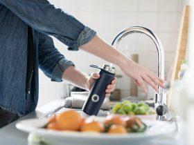 вода кран раковина кухня