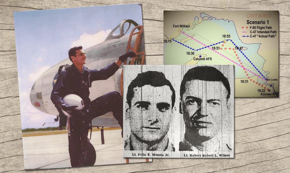 Инцидент на военно-воздушной базе Кинросс