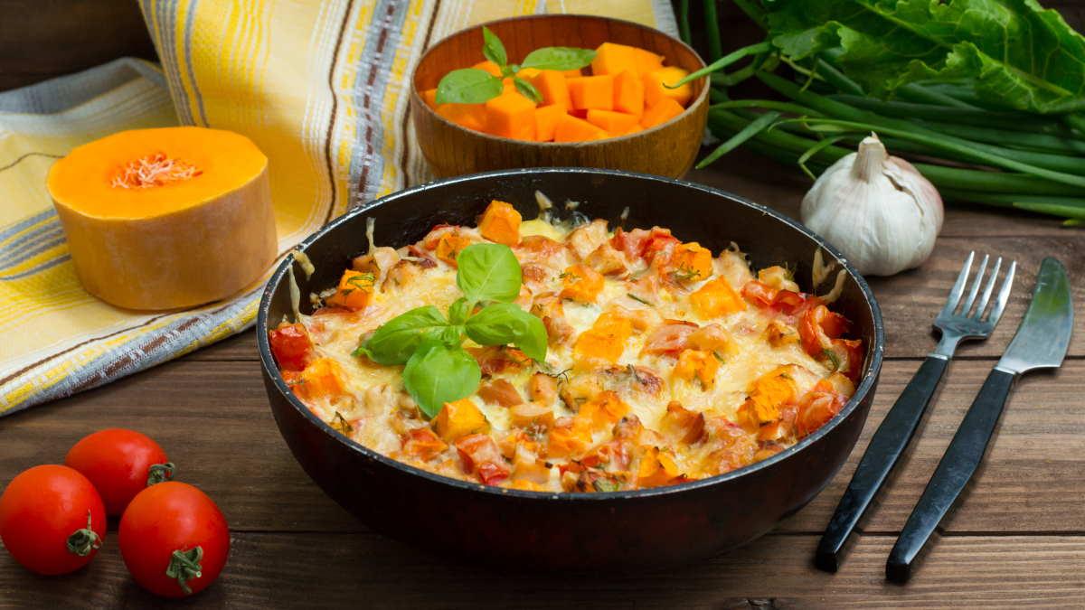 рецепт тыквы по-мексикански