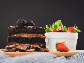 десерт торт