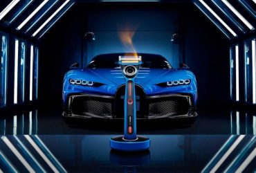 бритва Gillette Bugatti