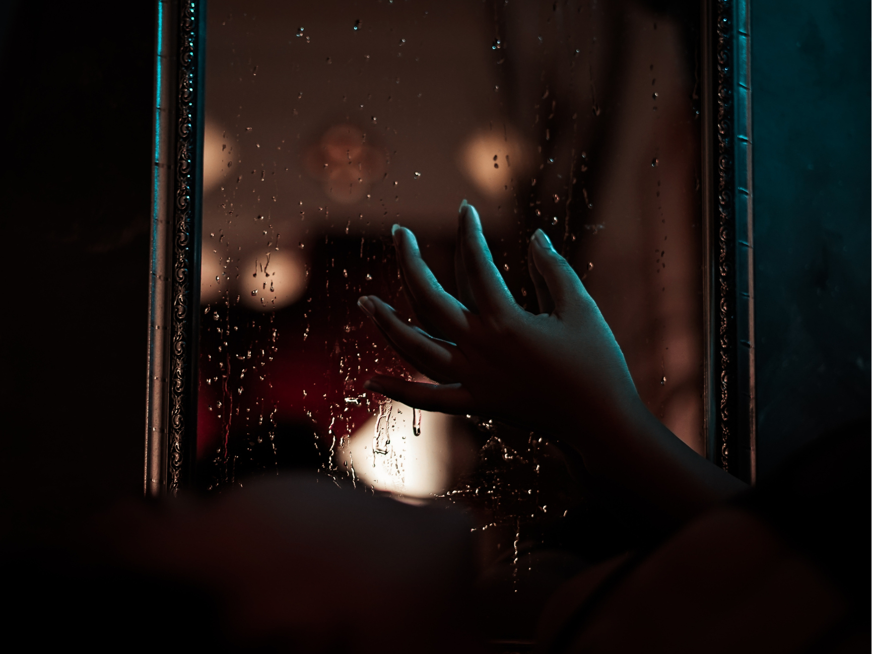 Зеркало, отражающее ваши страхи