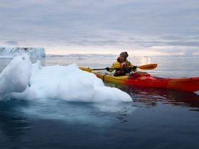 Таяние льдов Гренландии