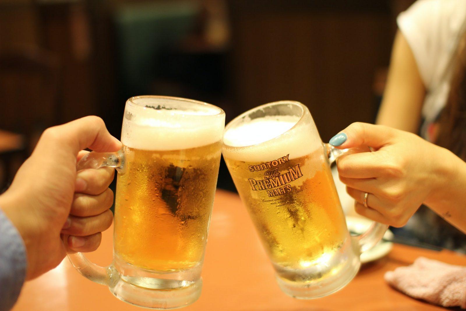 пиво алкоголь