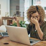 мигрень головная боль усталость