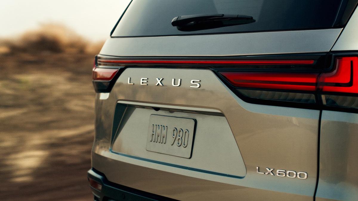 Lexus LX 600