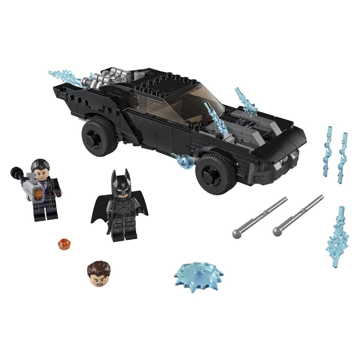 LEGO бэтмен