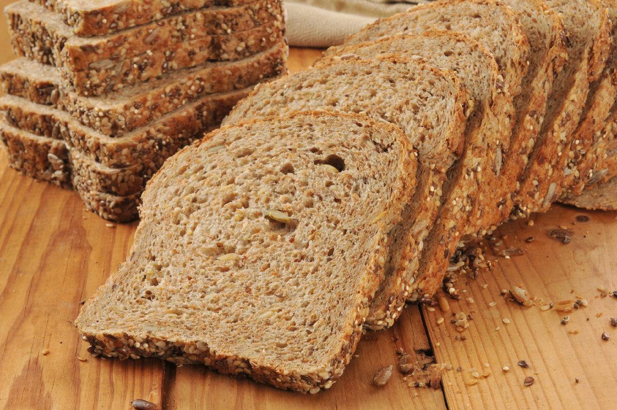 Хлеб с отрубями и добавками в хлебопечке