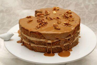 Ореховый торт «Искушение»