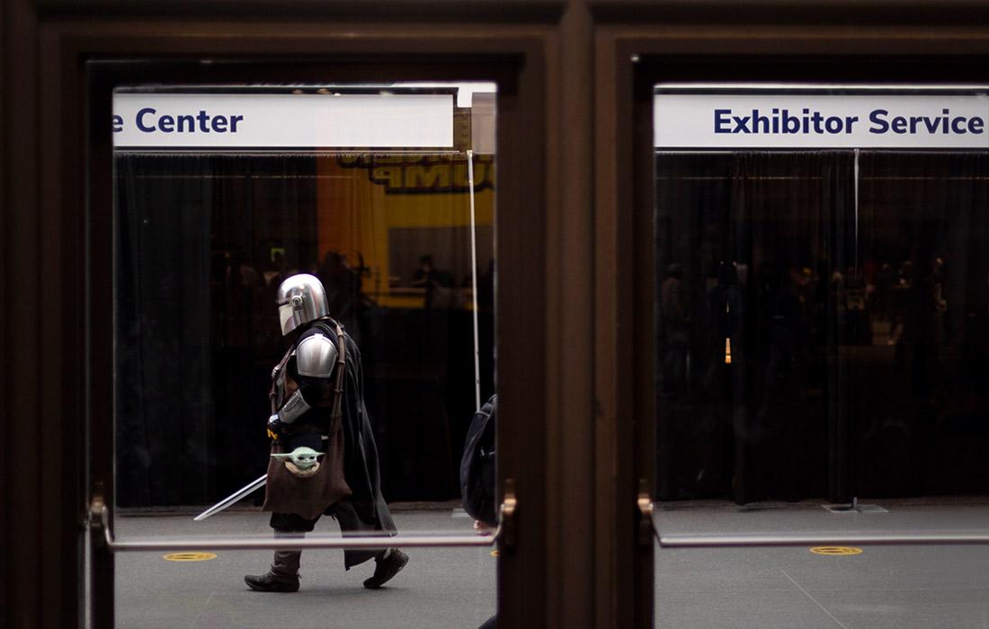 Comic Con-2021